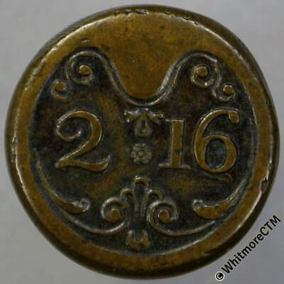 £28 • Buy Coin Weight 17mm W1967G Half Guinea / 2 * 16. No Countermark