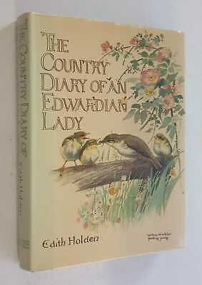 £10.50 • Buy HOLDEN The Country Diary Of An Edwardian Lady