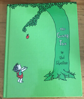 £3.10 • Buy The Giving Tree By Shel Silverstein (Hardcover, 1997) MISSING DUST JACKET