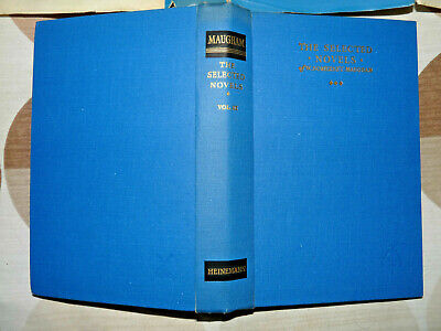 £9.50 • Buy W Somerset Maugham Selected Novels Vol 3 HEINMANN  Unclipped DJ