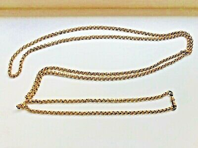 £40 • Buy Antique/Vintage Extra Long Albert Watch Fob Chain & Swivel Clasp