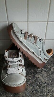 £48 • Buy Art Skyline Shoes - Neutral/brown - Uk4/eu37 - Great Condition - Art Company