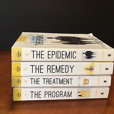 £21.13 • Buy Lot: Suzanne Young A Program Novel Books 1 2 3 4 The Treatment Remedy Epidemic