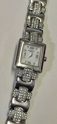 £95 • Buy Rotary Hallmarked Solid Sterling Silver 925 Ladies Watch Great Condition