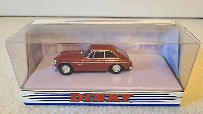 £7.23 • Buy The Dinky Collection  Matchbox 1:43 1973 Mgb Gt Dy19 Displayed In Closed Cabinet