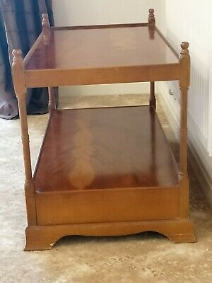 £10 • Buy Reproduction Yew Coffee Table