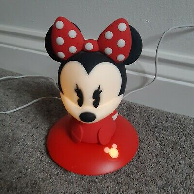 £2 • Buy Philips Night Little Minnie Mouse Plug In Used