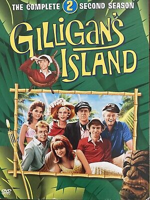 £3.27 • Buy Gilligans Island - The Complete Second Season (DVD, 2005, 3-Disc Set)