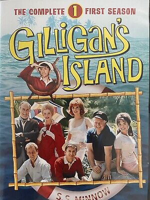 £6.55 • Buy Gilligan's Island: The Complete First Season (DVD, 1964)