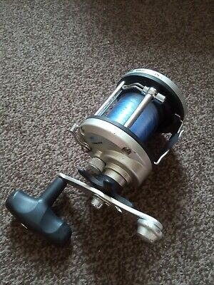 AU23.59 • Buy Boat Sea Fishing Reel  Made In Japan, With Full Spool Of Line, Looks To Be Good.