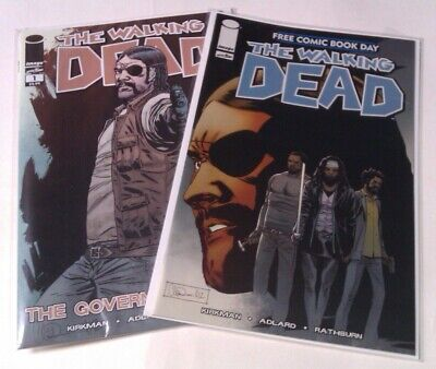 £10 • Buy The Walking Dead Comics: The Govenor Special & Free Comic Book Day