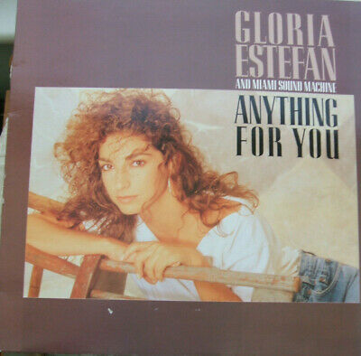 £2.99 • Buy  Gloria Estefan And The Miami Sound Machine- Anything For You
