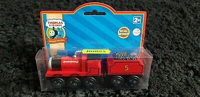 £13 • Buy 【GENUINE】*Thomas & Friends Learning Curve Wooden Train 【James】