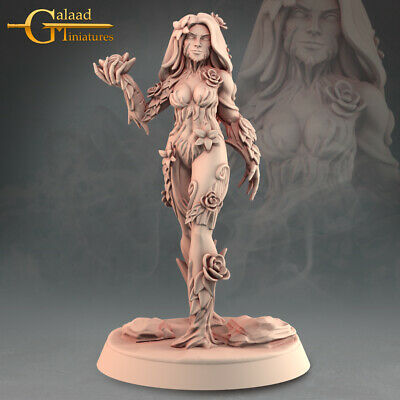 £12 • Buy Dryads X5, Into The Woods, Galaad Miniatures, RPG, D&D, Dungeons And Dragons