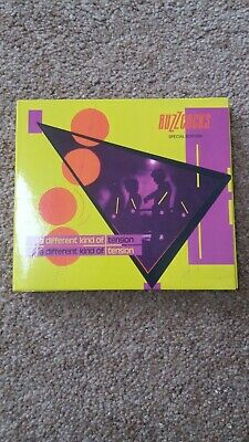 £14 • Buy The Buzzcocks A Different Kind Of Tension Special Edition Cd X 2