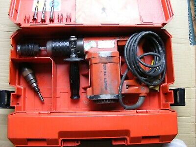 £50 • Buy HILTI - TE 22 - DRILL / IMPACT DRILL / 110 VOLTS - Collection Only From IP7 7JH