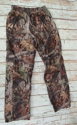 £28.50 • Buy Cabela's Dry Plus Advantage Timber Hunting Camouflage Waterproof Breathable Trou