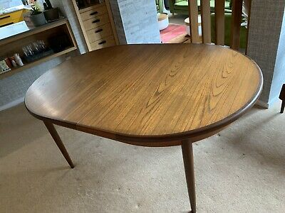 £350 • Buy Retro 1970's G Plan Extending Dining Table Immaculate Condition