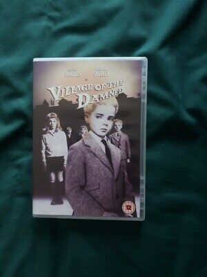 £6.99 • Buy Village Of The Damned Dvd (1960) Excellent Condition Dvd