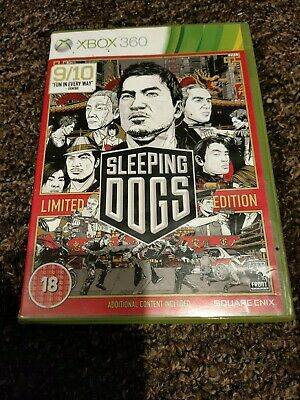 £0.99 • Buy Sleeping Dogs Limited Edition Xbox 360