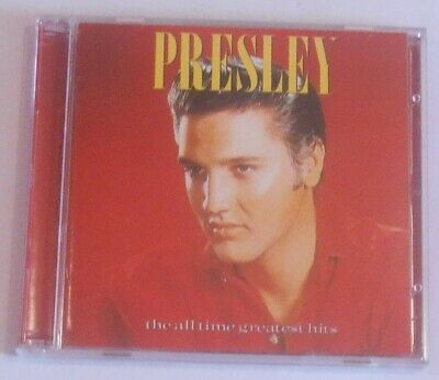 £1.13 • Buy PRESLEY ALL TIME GREATEST HITS By Elvis Presley (CD, 2 DISC SET, 1987, RCA)