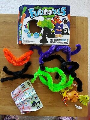 £2.50 • Buy Fuzzoodles Crazy Critters Craft Activity Set Kids Crafting.