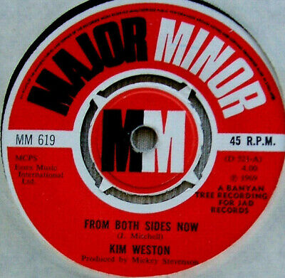 £6.99 • Buy  Kim Weston- From Both Sides Now, 1969