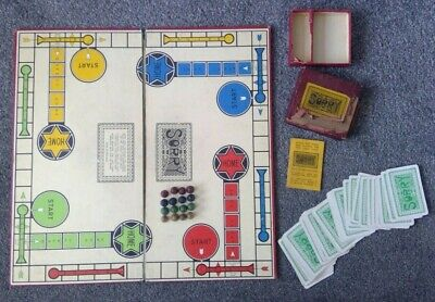 £12 • Buy 1930's Vintage The Great Game Sorry Waddingtons