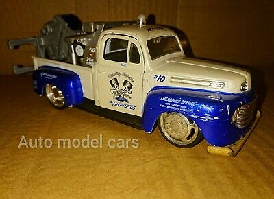 £9.99 • Buy Ford F1 Pick Up Recovery Truck In 1/24 Scale For Spares And Repairs