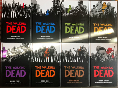 £0.99 • Buy The Walking Dead Graphic Novel Books 1-8 (issues 1-96)