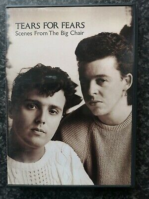 £25 • Buy Tears For Fears - Scenes From The Big Chair - DVD Rare Live Promo Songs  Videos
