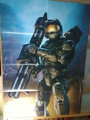 £16.99 • Buy Halo Infinite Master Chief Poster & 2020 Calendar Wall Planner Official Xbox One