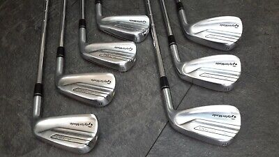 £559 • Buy Taylormade P790 Forged Irons, KBS Tour 120 S-Flex Shafts, 4 To P/Wedge, 7 Clubs