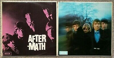 £20 • Buy Rolling Stones Aftermath And Between The Buttons Filler Copies/Art Projects Only