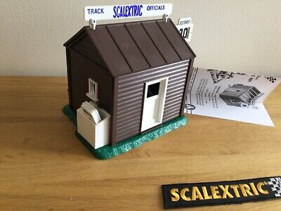 £64.95 • Buy Scalextric Rare Vintage Timekeepers Hut  - A238 Excellent Condition