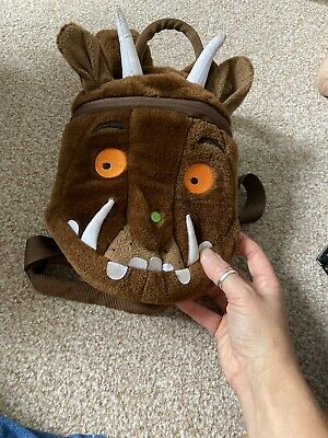 £6 • Buy Gruffalo Backpack With Reins