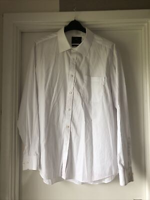 £4.98 • Buy M&S Collection Colkar Size 18 Gents Shirt