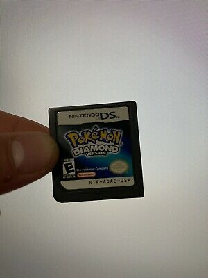 $49.99 • Buy Pokemon: Diamond Version (DS, 2007)! Authentic! Tested Works! Cartridge Only!