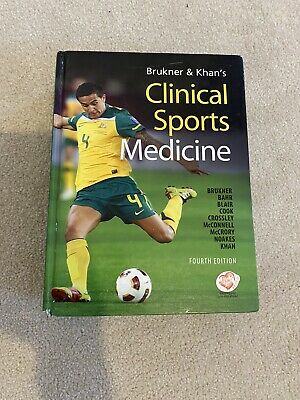 £100 • Buy Clinical Sports Medicine By Khan & Brukner 4th Edition.