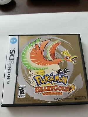$190 • Buy Pokemon: HeartGold Version (DS, 2010) Authentic With Pokewalker