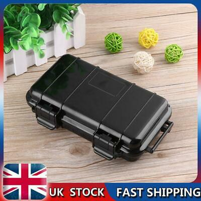£10.56 • Buy Outdoor Shockproof Sealed Waterproof Safety Case ABS Tool Dry Box (B)