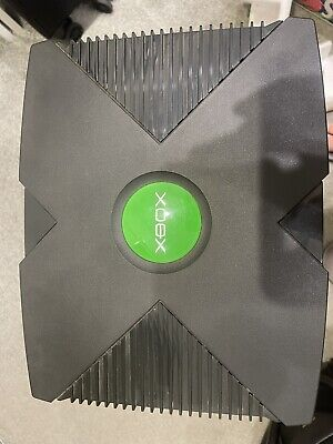 AU86.80 • Buy First Generation Original Xbox Console Chipped + 3 Controllers