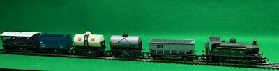£5 • Buy Hornby Gwr 104 Green Used Unboxed Plus 5 Wagons