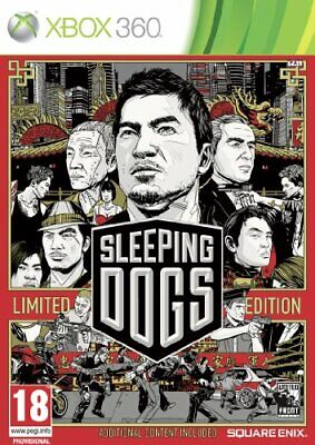 £5.40 • Buy Sleeping Dogs - Limited Edition [XBOX360] - Free Shipping