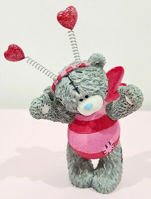 £16 • Buy Me To You Tatty Teddy Wing Of Love Heart Deely Boppers Figurine Not Boxed