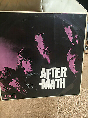 £45 • Buy Rolling Stones - After Math - Limited Edition Vinyl