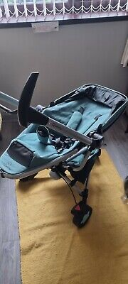 £65 • Buy Quinny Zapp Xtra 2. New Born Insert And Adaptors For Car Seat Included