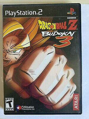 £14.62 • Buy Dragon Ball Z: Budokai 3 (Sony PlayStation 2 PS2) Complete Manual Tested