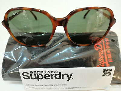 AU69.73 • Buy 1980's VINTAGE RAY-BAN B&L U.S.A.  TRADITIONALS ROUND TORTOISE  W0665 & CASE