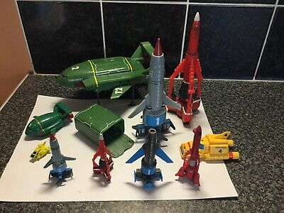 £5 • Buy VTG/Matchbox And Tomica Collection Of Plastic And Die-cast Thunderbirds